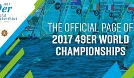 Mundial da classe 49er reúne em Matosinhos recorde de participações