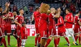 Bis de Lewandowski dá triunfo ao Bayern