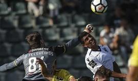 A crónica do P. Ferreira-V. Guimarães, 0-0: Não há pisão que os faça despertar