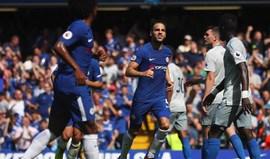 Chelsea vence Everton; Mourinho termina jornada como líder isolado