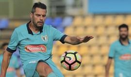 Famalicão-Oliveirense, 1-0: Golo solitário de Nuno Diogo define encontro