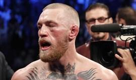 McGregor proibido de subir ao ringue até outubro