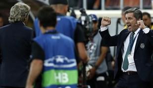 Bruno de Carvalho eufórico com apuramento na Roménia