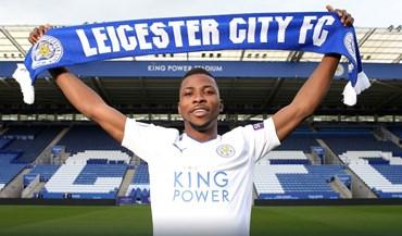 Leicester contrata Iheanacho ao Manchester City