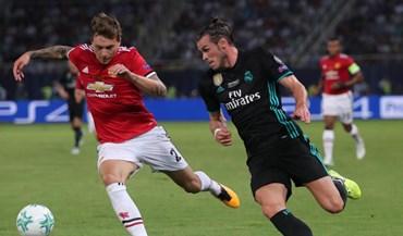 Alan Pardew critica Lindelöf e lembra que o United não é o Benfica