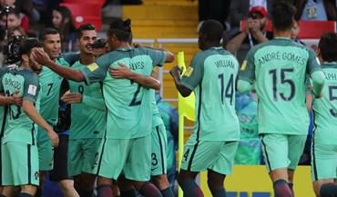 Portugal desce de 4.º para 6.º no 'ranking' da FIFA