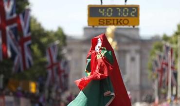Inês Henriques fez bandeira de Portugal destacar-se em Londres