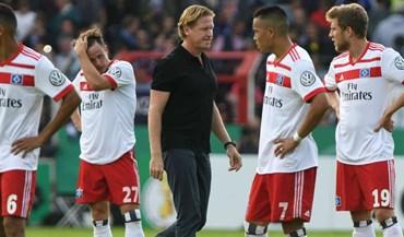 Osnabrück e Magdeburgo são 'tomba-gigantes' na primeira eliminatória da Taça