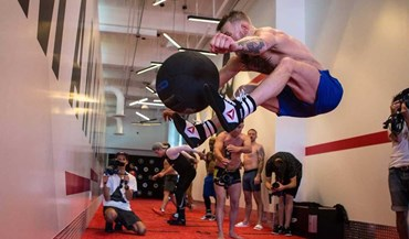 McGregor continua a impressionar nos treinos
