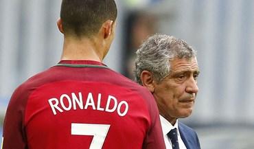 Pausa forçada de Ronaldo afeta a Seleção Nacional