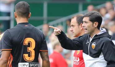 Treinador do Valencia manda 11 jogadores embora e 3 são portugueses