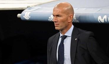 Zidane: «Fizemos uma primeira parte espetacular»