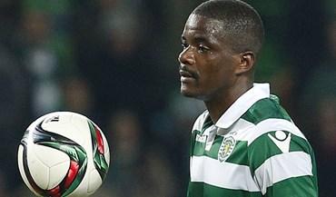 William em risco para Guimarães