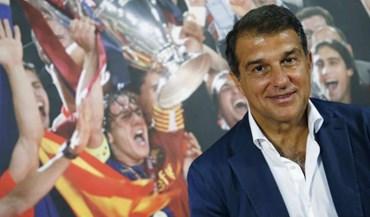 Laporta exige demissão de Bartomeu... para 'segurar' Messi