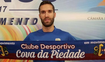 Rui Sampaio confirmado como jogador piedense