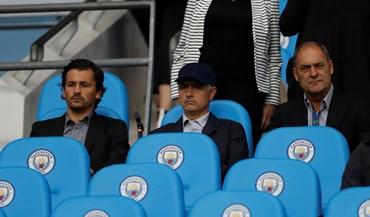 Mourinho 'disfarçado' foi ver o City a casa do rival