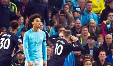 A rivalidade no seu esplendor neste golo de Rooney