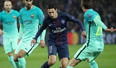 PSG dá nega ao Barcelona por Di María