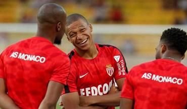 Mbappé já fez as despedidas?