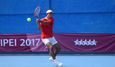 Universíadas: Tenista Nuno Borges conquista medalha de bronze