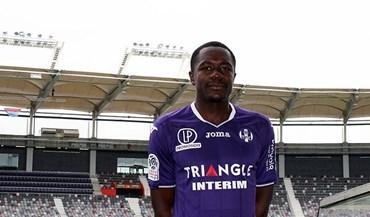 Imbula regressa à Ligue 1 para jogar no Toulouse
