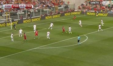 Golaço de Ronaldo abriu a 'festa' diante das Ilhas Faroé