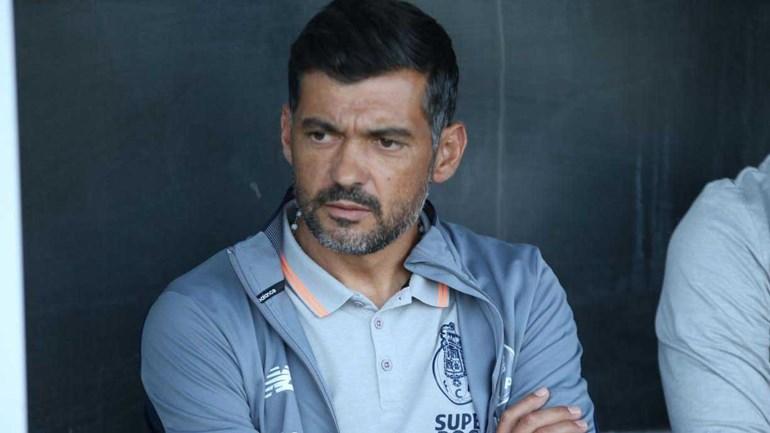 Pré-época: Gil Vicente-FC Porto, 1-3 (resultado final)