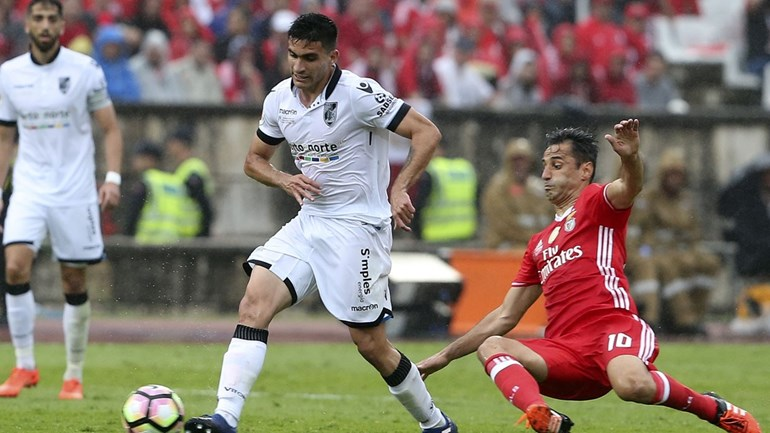 Júlio César poderá desfalcar encarnados na Supertaça — Benfica