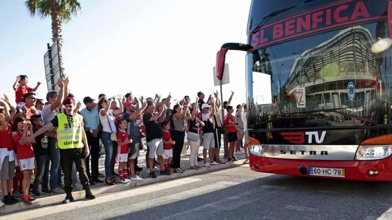 Benfica e Vitória abrem a época — Supertaça