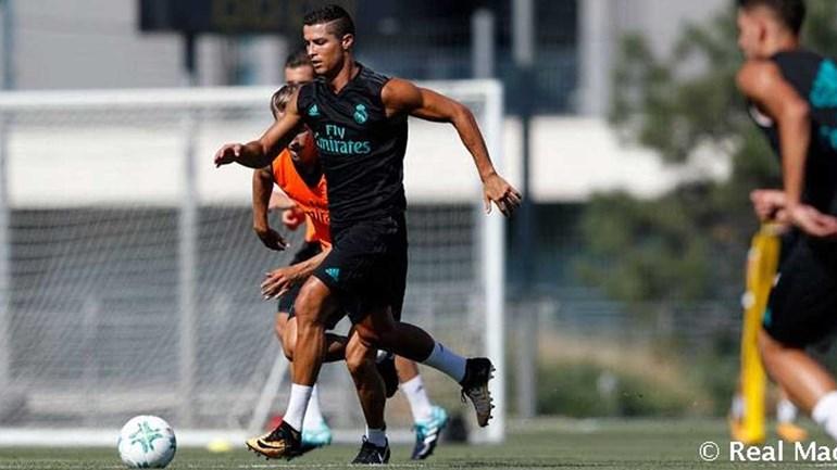 Zidane confirma renovação de contrato por três temporadas com o Real Madrid