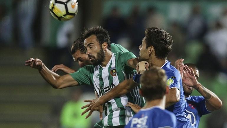 Rio Ave vence com golo de Francisco Geraldes