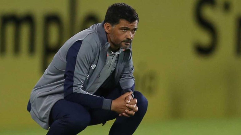 Soares tem distensão muscular na coxa — FC Porto