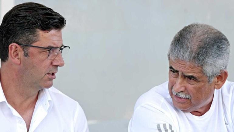 Braga: Conheça os onzes do Benfica
