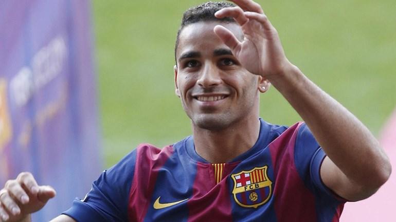 Sem espaço no Barça, Douglas está próximo de acerto com o Benfica