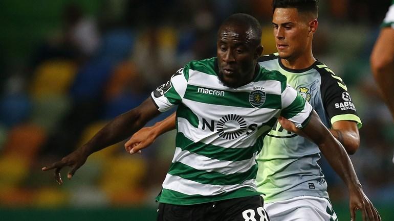 Fábio Coentrão de fora dos convocados do Sporting, Alan Ruiz regressa