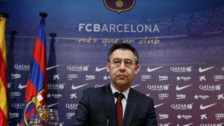 Barcelona lança comunicado sobre a polémica transferência de Paulinho