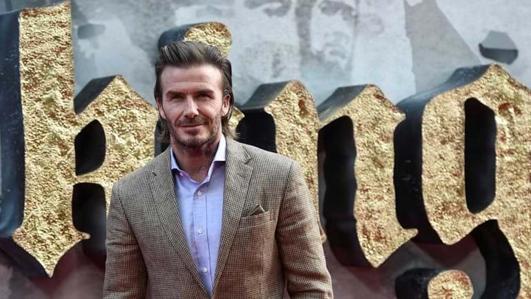 Beckham oferece castelo à filha