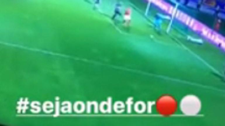 Renato Sanches não esquece o Benfica