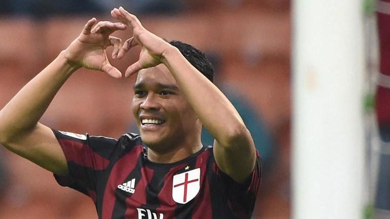 Milan empresta Bacca ao Villarreal — OFICIAL