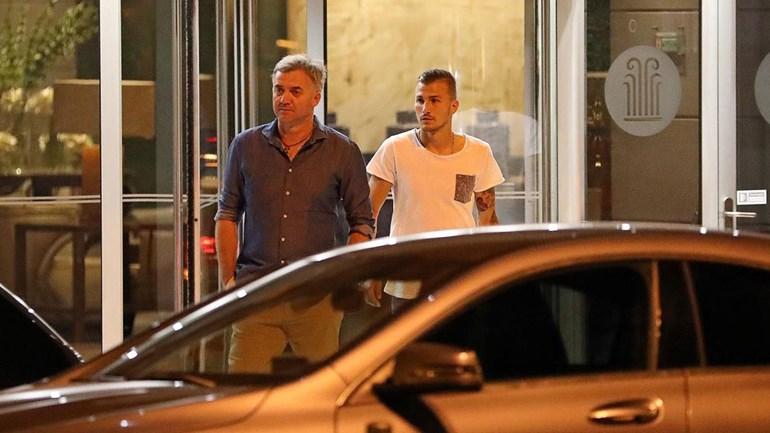 Istra confirma Milos no Benfica