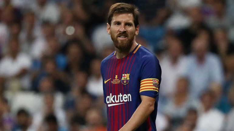 Manchester City cobiça Lionel Messi