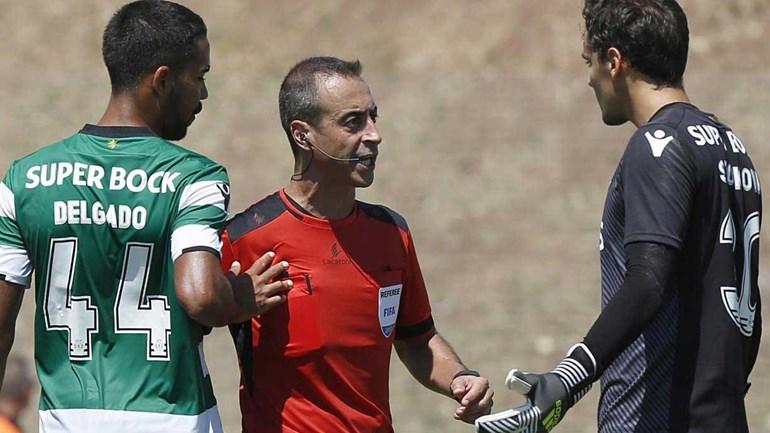 Conselho de Disciplina pede sumaríssimo ao árbitro Jorge Sousa