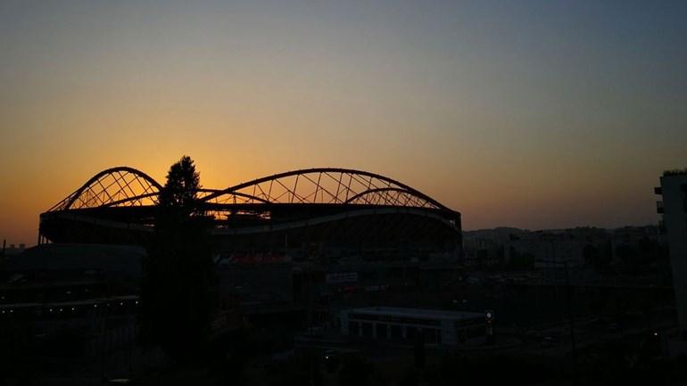 Benfica diz que Estádio da Luz também eclipsou o sol