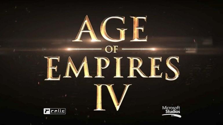 Age of Empires IV está em produção pela Relic Entertainment