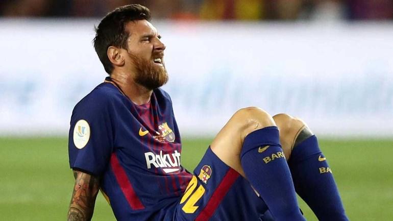 Messi publica foto com Neymar e brinca com Piqué