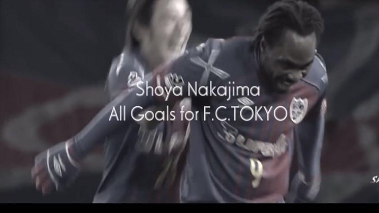 Shoya Nakajima já deixa saudades no Japão