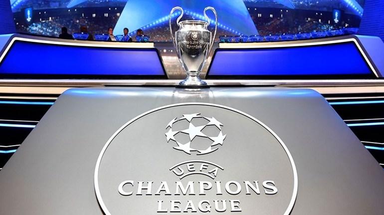 Benfica, FC Porto e Sporting já conhecem rivais na Champions