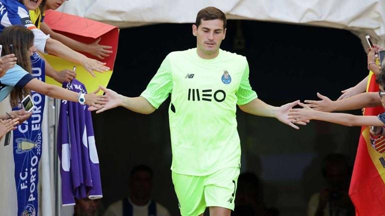 João Moutinho deixa elogios ao FC Porto