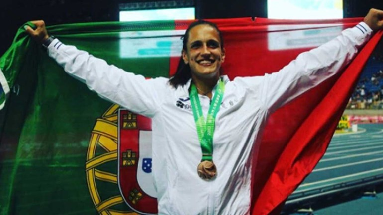 Nuno Borges ganha bronze nas Universíadas
