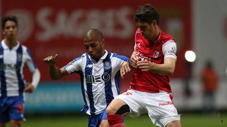SC Braga perde em casa com o FC Porto